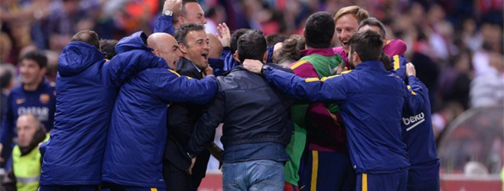 El jugador del Barça que calentó el viaje de vuelta a Barcelona