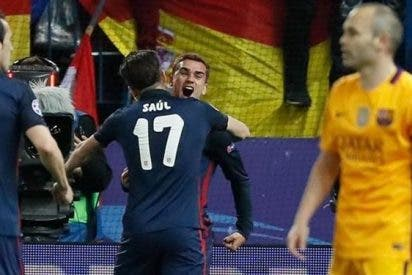 El jugador del Barça que desea suerte a los atléticos a través de mensajes