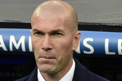 El jugador del Real Madrid que está de morros con Zidane