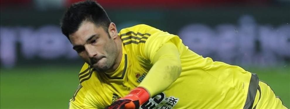 El jugador del Real Madrid que llamó a Adán al acabar el partido ante el Barça