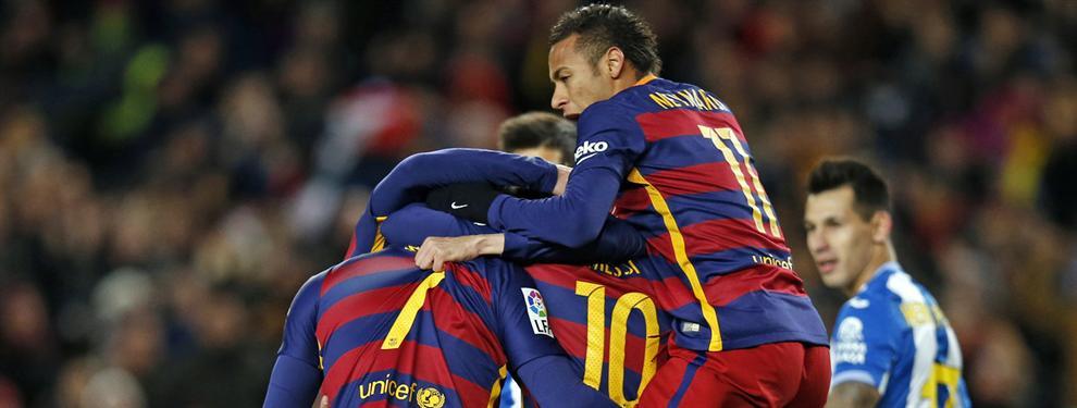 El Barça, ni más ni menos que un club