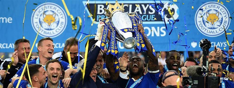 El Leicester quiere llevarse a uno de los puntales del Sevilla