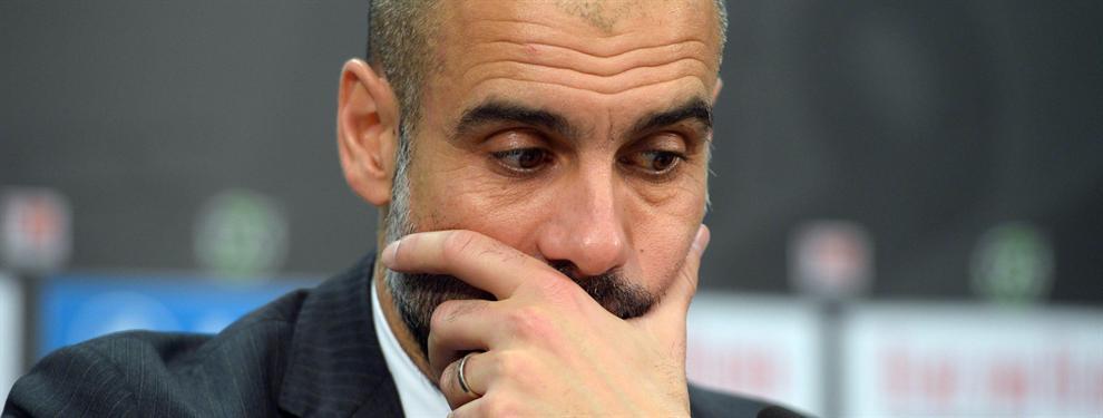 El lío de Pep Guardiola con TV3 al término del Bayern-Atlético