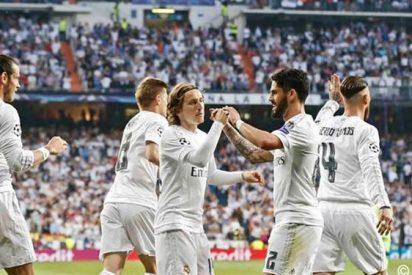 El Madrid elimina a un pobre City y habrá final española