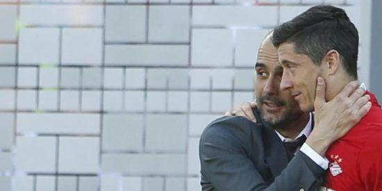 El mensaje de Guardiola de puertas hacia dentro tras ganar la Bundesliga