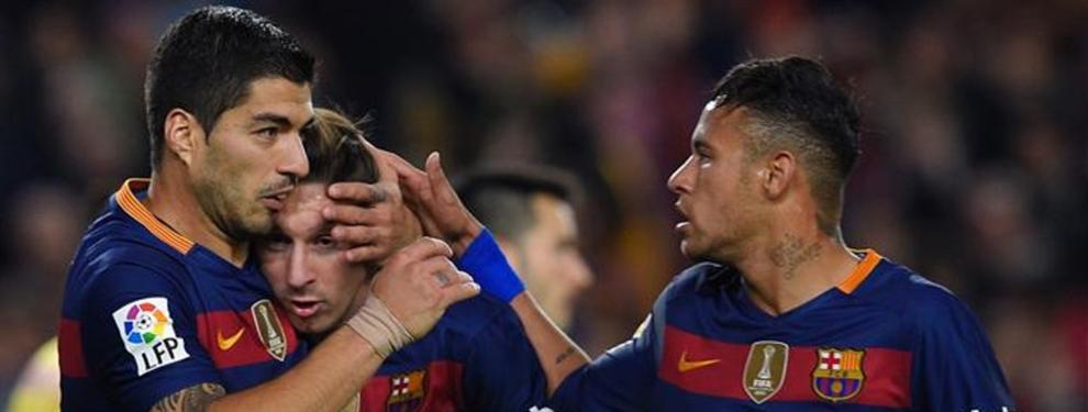 El mensaje que Neymar le ha enviado a Leo Messi y Luis Suárez