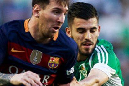 El motivo por el que el Barça descartó a Ceballos: Sus tuits incendiarios