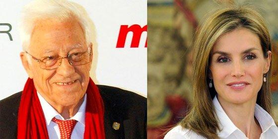 ¿Qué ha pasado entre el padre Ángel y la Reina Letizia?