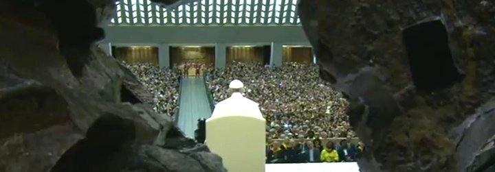 """El Papa a los médicos que trabajan en África: """"La salud no es un bien de consumo, sino un derecho fundamental"""""""
