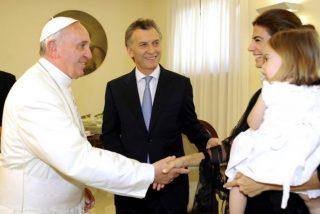 Macri agradece a Francisco la felicitación por el Bicentenario de Argentina
