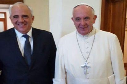"""El Papa sigue """"con preocupación"""" la actualidad de Latinoamérica"""