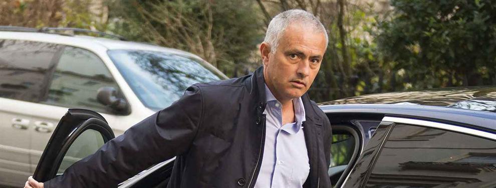 El primer descarte de Mourinho para el Manchester United