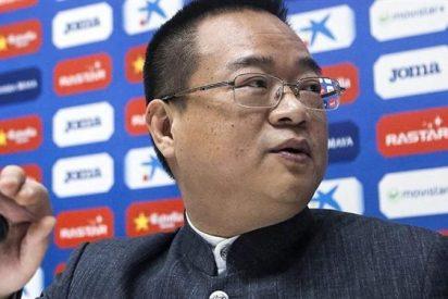 El sueño a corto plazo de Mr.Chen con el Espanyol