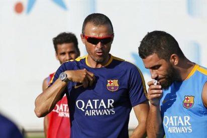 El trato de favor de Luis Enrique con Arda calienta el vestuario del Barça