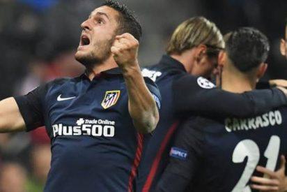 El vestuario del Barça está escandalizado por las ayudas arbitrales al Atlético