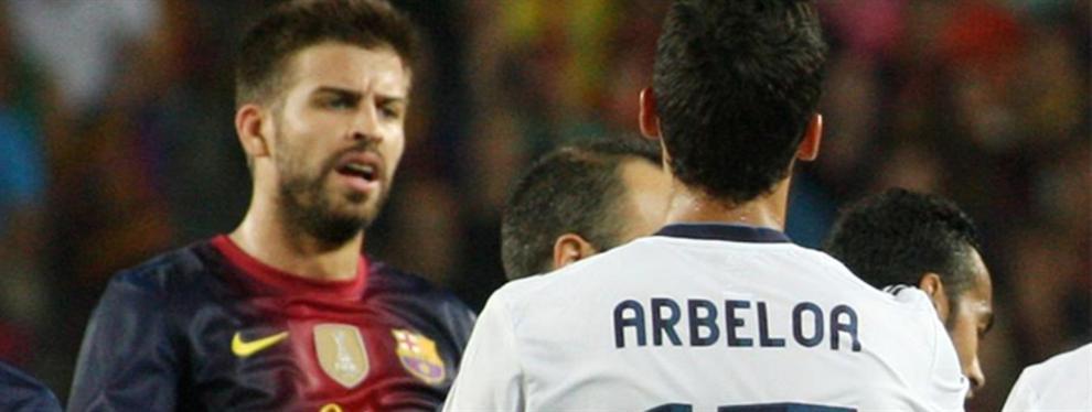 El vestuario del Real Madrid se acordó de Gerard Piqué en las celebraciones