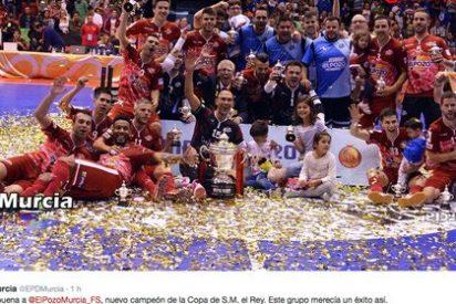 ElPozo Murcia se impone al Palma Futsal y conquista la Copa del Rey
