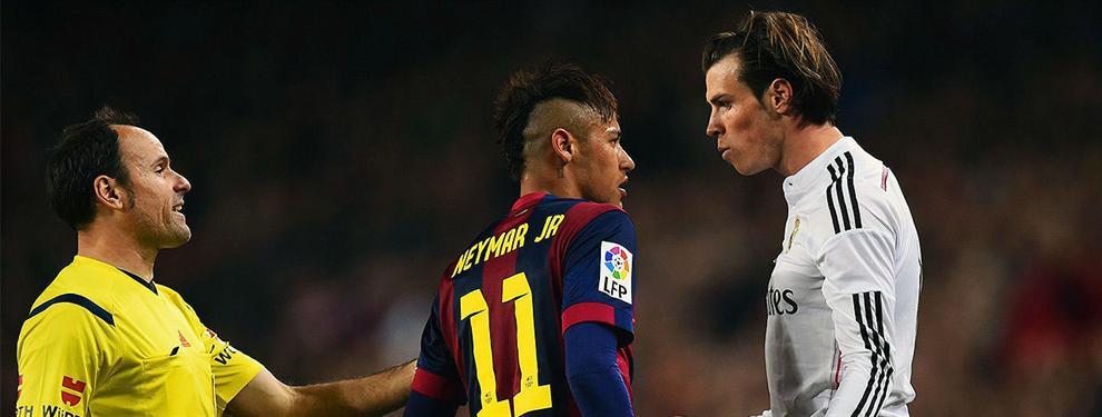 En el Madrid sacan pecho: Bale le ha comido la tostada a Neymar