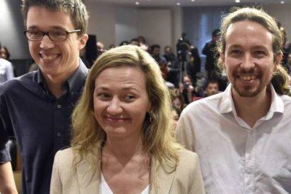La juez Vicky Rosell alías 'Miss Aeropuerto' renuncia por 'pringue' a repetir en las listas de Podemos