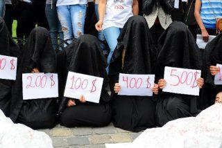 Las subastas de esclavas sexuales en Facebook por parte del DAESH