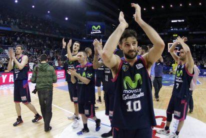 Baloncesto: Movistar Estudiantes desciende a la LEB Oro tras perder con el Gipuzkoa Basket (78-73)