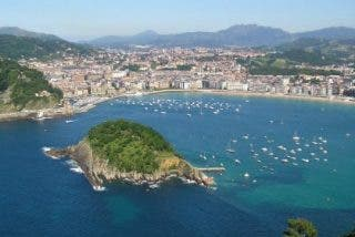 El turismo en Euskadi cae en picado