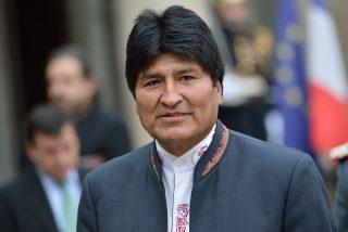 Bolivia vence al dictador Evo Morales: Las cadenas de TV muestran imágenes la fuga del avión presidencial y a manifestantes entrando al palacio de gobierno