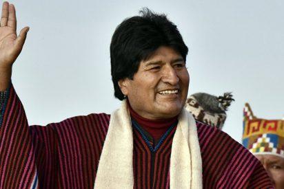 "Morales acusa a medios vinculados a la Iglesia de ""humillarle"""