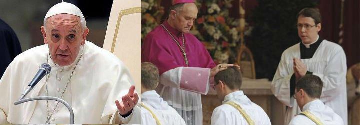 Francisco podría conceder una Prelatura Personal o un Ordinariato a los lefebvrianos