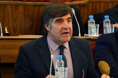 """El concejal de Burgos Fernando Gómez deja el PP y pasará al grupo de los """"no adscritos"""""""
