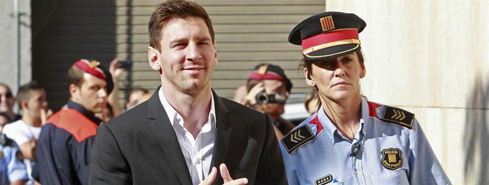 Filtran la sorprendente declaración de Leo Messi ante la jueza española