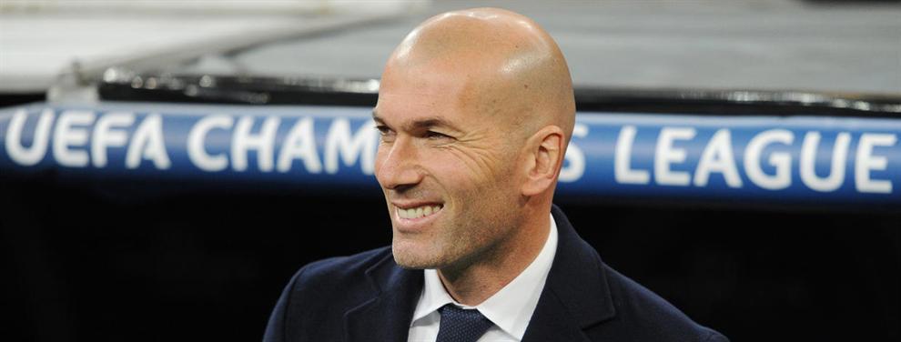 Filtran las tácticas secretas de Zinedine Zidane para la final de Milán