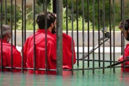 La ejecución más cruel del DAESH: ¡disuelve en ácido nítrico a 25 iraquíes!