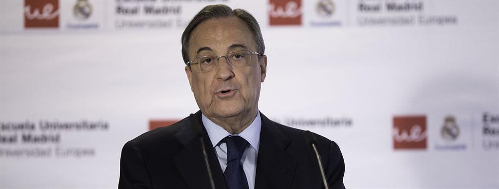 Florentino maneja cuatro nombres para tapar una posible derrota en Milán