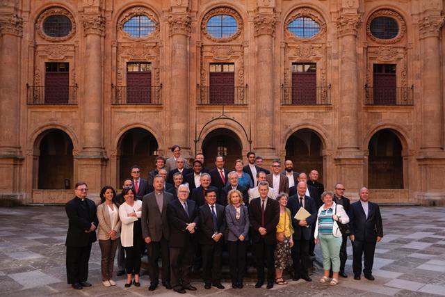 Concluye la Asamblea General de la Federación de Universidades Católicas Europeas