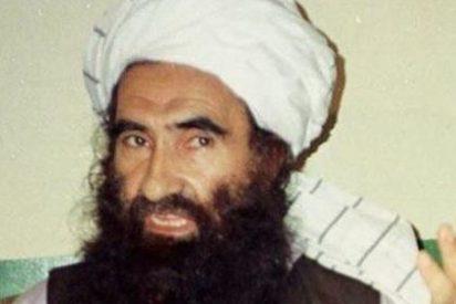 EEUU hace fosfatina con un drone al mulá Mansur, el jefe de los talibanes en Afganistán