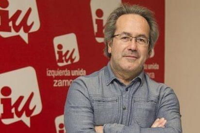 El alcalde comunista de Zamora la vuelve a liar e impide la entrada de la patrona en el Ayuntamiento