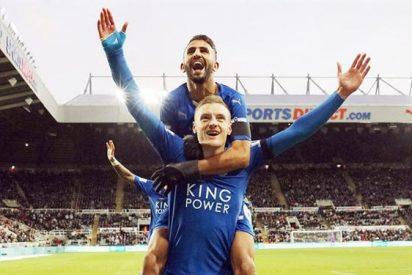 Futbolistas del Leicester City aumentan su valor más de 10 veces