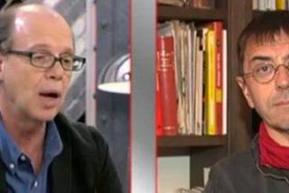 Jaime González borra la risa a Monedero y le machaca por no responder a los cobros chavistas de Podemos