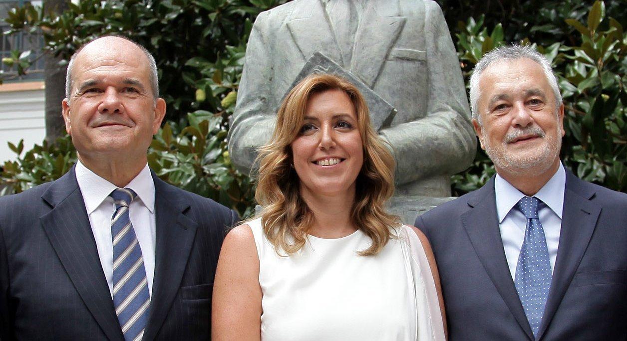 La Junta de Andalucía pagó 10 millones a una empresa que tapó como prácticas de hostelería unas cenas a políticos