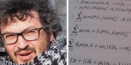 El vuelo retrasado por miedo a la ecuación matemática del pasajero