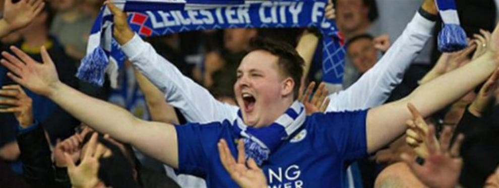 Hace 2 años un usuario de Twitter sabía que Leicester ganaría la Premier en 2016