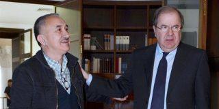 Junta y UGT se unen para luchar contra las deslocalizaciones de empresas en la Región
