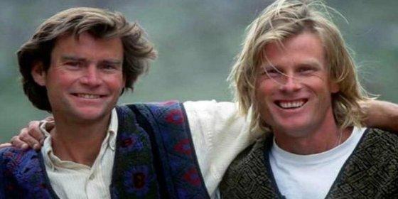 Los montañistas 'encapsulados en hielo' que desaparecieron hace 16 años