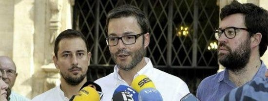 Detenido el jefe de Actividades del Ayuntamiento palmesano por la trama extorsionadora