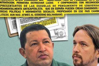 La oposición democrática venezolana tiene las pruebas contra Podemos: 14 millones