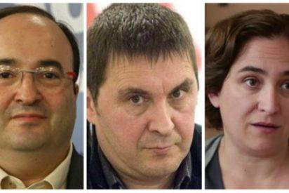 ¿A qué juega el PSOE? Critica a Otegui, pero luego sostiene a su homenajeadora
