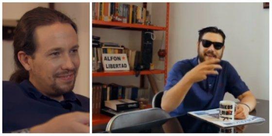 Cuatro compite con laSexta para ser la cadena oficial de Podemos