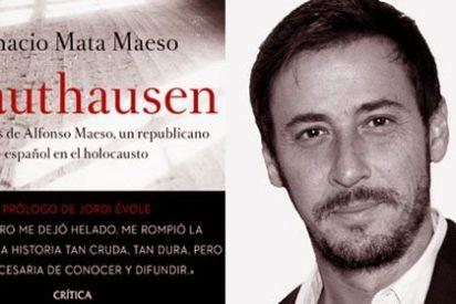 Ignacio Mata Maeso plasma las duras memorias de su tio, un republicano español en el holocausto