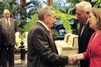 ¿Sabe alguien qué han pactado el caiman Raúl Castro y los ministros españoles Margallo y Pastor?